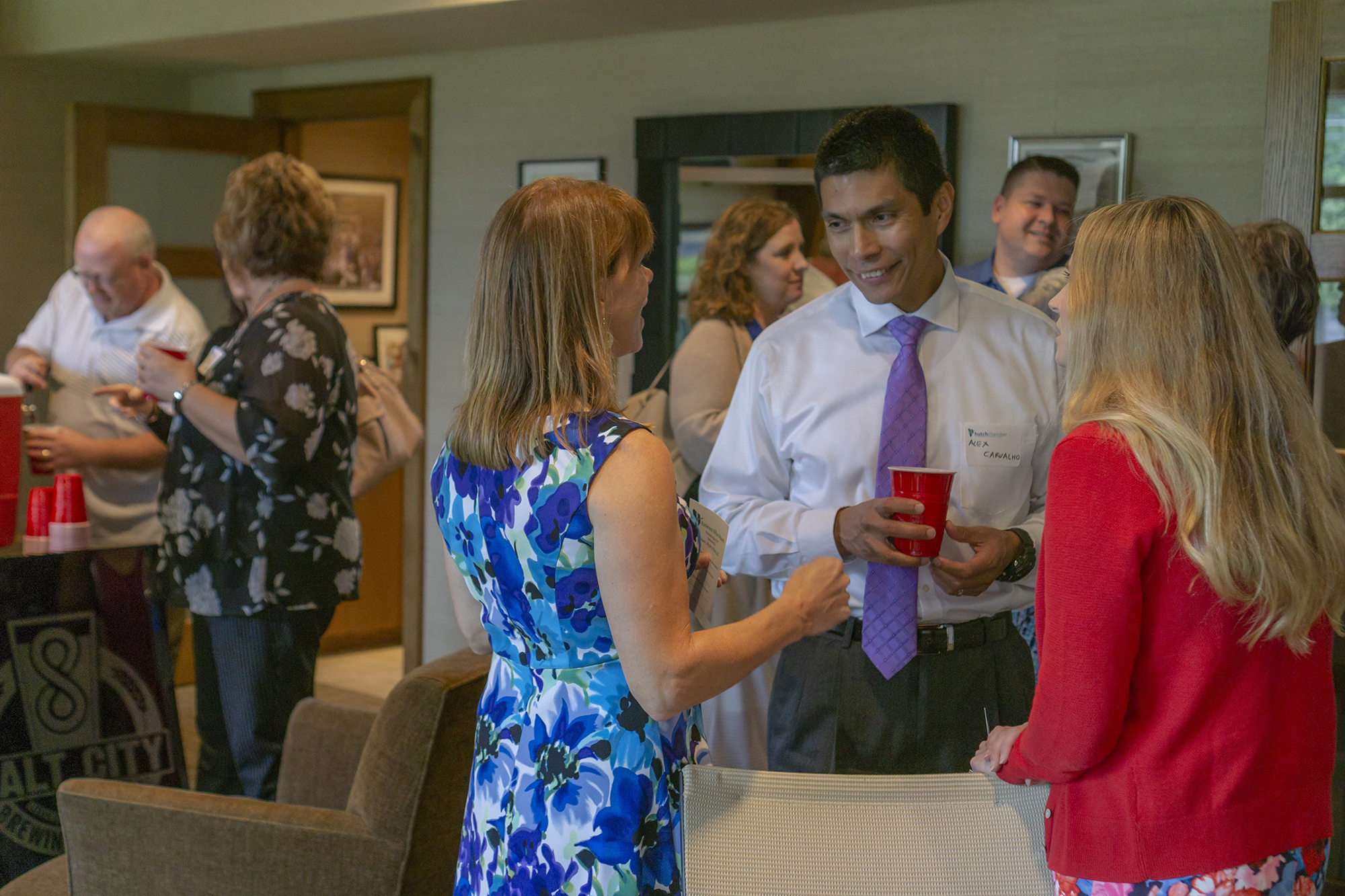 August Business After Hours at Mann, Wyatt & Rice - 1