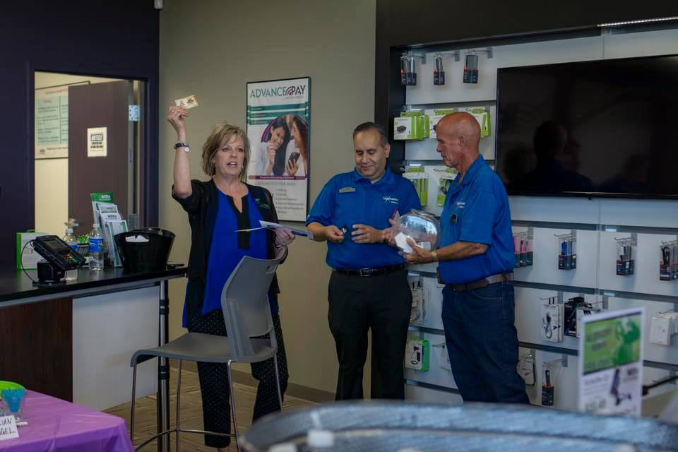 July Business After Hours at Nex-Tech Wireless - 1