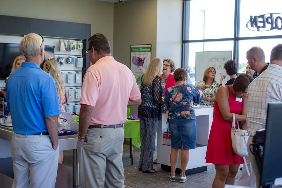 July Business After Hours at Nex-Tech Wireless - 2