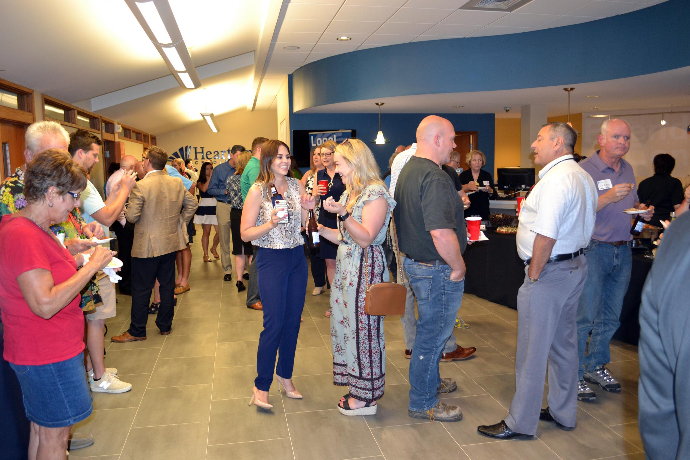 June Business After Hours at Heartland Credit Union - 1