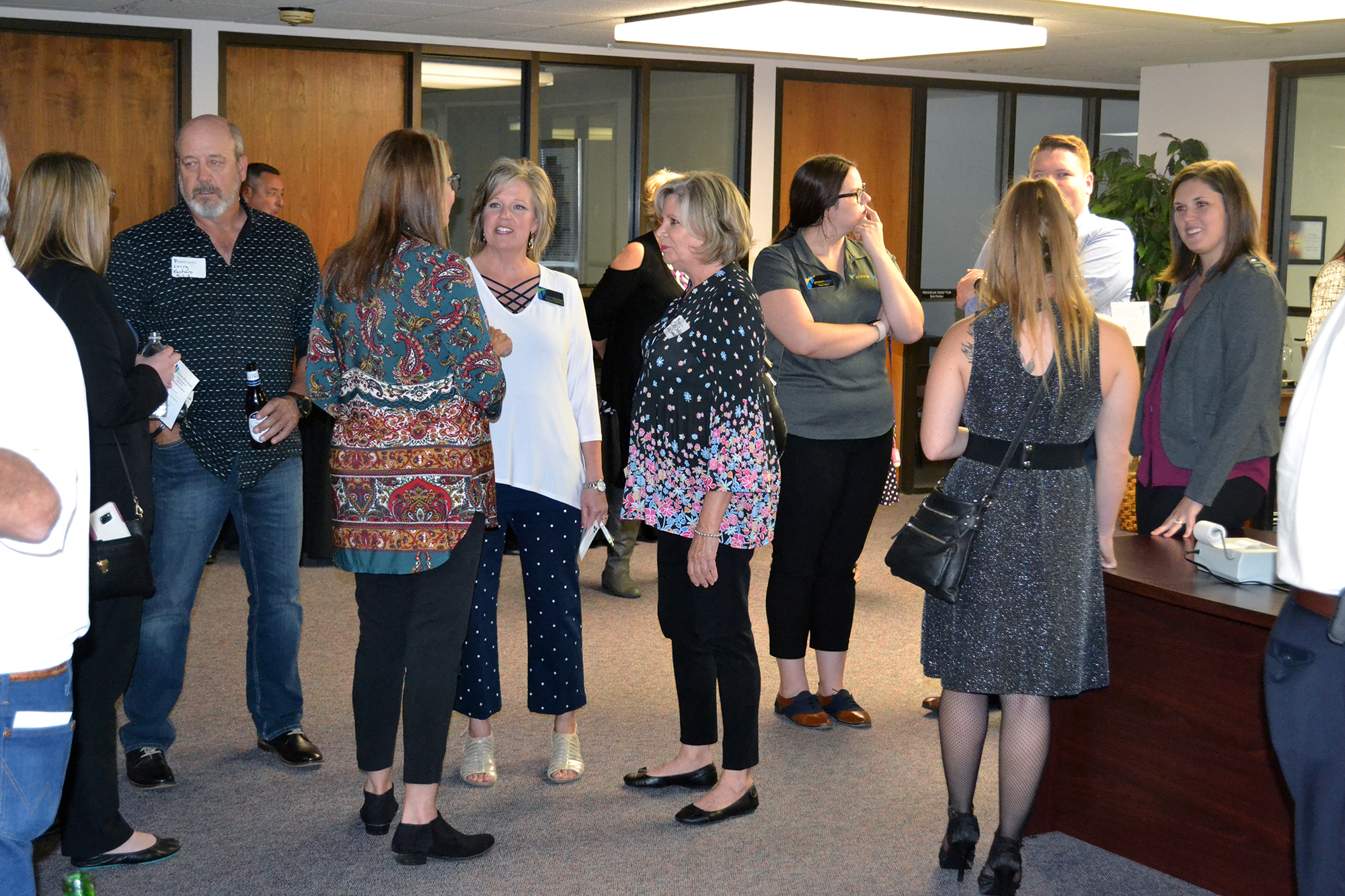 September Business After Hours at Eagle Communications - 1