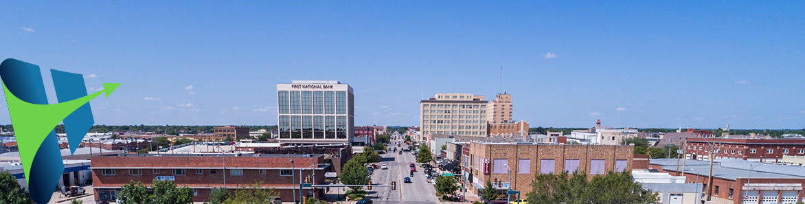 Downtown Hutchinson, KS